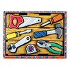 Melissa and Doug Tools Chunky Puzzle