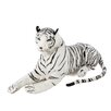 <strong>Melissa and Doug</strong> White Tiger Plush Stuffed Animal