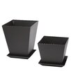 Buyers Choice Phat Tommy Square Planters (Set of 2)