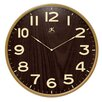 "<strong>21"" Arbor Wall Clock</strong> by Infinity Instruments"