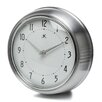 "<strong>9.5"" Retro Wall Clock</strong> by Infinity Instruments"