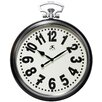 <strong>Broadway Wall Clock</strong> by Infinity Instruments