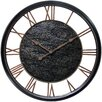 "Infinity Instruments 40"" Wheel XXL Wall Clock"