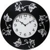 Infinity Instruments Lily Wall Clock
