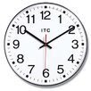 "Infinity Instruments 12"" Prosaic Wall Clock"