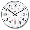 "Infinity Instruments 12"" Prosaic 24 Wall Clock"
