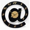 "Infinity Instruments 15.5"" Intranet Wall Clock"