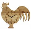 Infinity Instruments Chef Roost and Serve Wall Clock