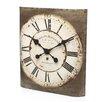 Infinity Instruments Bordeaux Wall Clock
