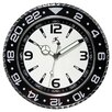 "Infinity Instruments 13"" Bazel Wall Clock"