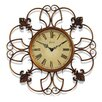 "Infinity Instruments Oversized 24"" Province Wall Clock"