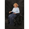 Wheelchair Blanket in Navy