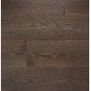 """Somerset Floors Wide Plank 7"""" Engineered Oak Flooring in Colonial Gray"""