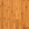 "Hawa Bamboo Prefinished Horizontal 3-3/4"" Solid Bamboo Flooring in Carbonized Matte"