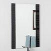 Decor Wonderland Beveled Bathroom Mirror
