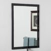 Decor Wonderland Frameless Beveled Kinana Mirror