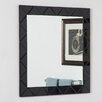 Decor Wonderland Luciano Frameless Wall Mirror