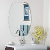<strong>Frameless Freddie Wall Mirror</strong> by Decor Wonderland