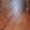 Virginia Vintage Random Width Engineered Hickory Flooring in Autumn