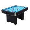 "Playcraft Hartford 3/4"" Slate Bed Bumper 4' Pool Table"
