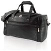 "<strong>21"" Koskin Leather Carry-On Duffel</strong> by U.S. Traveler"
