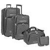 U.S. Traveler Westport 4 Piece Luggage Set