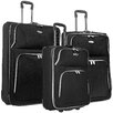 <strong>U.S. Traveler</strong> Segovia 3 Piece Luggage Set