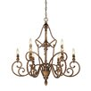 Designers Fountain Isla 9 Light Chandelier