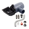 <strong>GRAF Universal Rain Barrel Downspout Connection Kit</strong> by Exaco