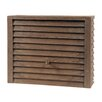 <strong>GRAF 92 gal. Slatted Rain Barrel</strong> by Exaco