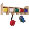 <strong>81Five Section Wall Locker</strong> by Steffy Wood Products