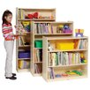 Steffy Wood Products Book Cases with Adjustable Shelves