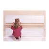 "<strong>Steffy Wood Products</strong> 31"" H x 48"" W Infant Wall Mirror"