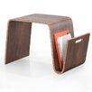 International Design USA Bentwood Magazine End Table