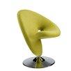 International Design USA Ziggy Swivel Leisure Side Chair