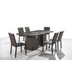 International Design USA Jacob 6 Piece Dining Set