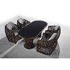 International Design USA Nest 5 Piece Dining Set