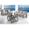International Design USA Infinity 4 Piece Lounge Chair Set