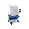 Copernicus Tech Easel with 4 Open Tubs