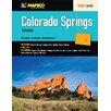 Universal Map Colorado Springs Regional Street Atlas