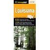 Universal Map Louisiana Fold Map