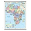 Essential Wall Map - Africa
