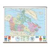 <strong>Universal Map</strong> Essential Wall Map - Canada