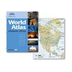 <strong>World Atlas Scholastic Edition</strong> by Universal Map