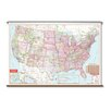 <strong>Large Scale Wall Map - United States</strong> by Universal Map