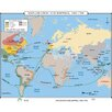 <strong>World History Wall Maps - Exploration & Empires 1400 - 1700</strong> by Universal Map