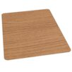 ES Robbins Corporation Wood Veneer Style Hard Floor Straight Edge Chair Mat