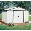 Arrow Arlington 10ft. W x 8ft. D Steel Storage Shed