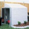 Arrow Yardsaver 4' W x 7' D Steel Storage Shed