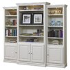 "<strong>French Restoration Kamran 86"" Bookcase</strong> by A&E Wood Designs"